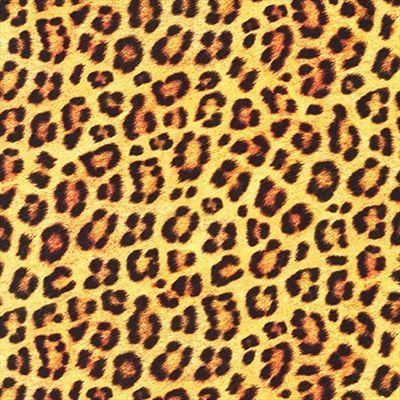 "108"" Backing- Animal Kingdom- Leopard- SATEEN"
