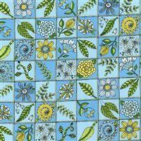 Doodle Pop- Doodle Garden Blue