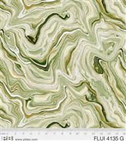 Fluidity- Agate- Green