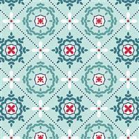 Mabon- Mosaic in Shallows Aqua