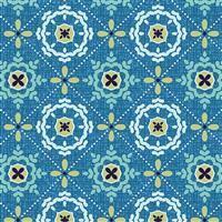 Mabon- Mosaic in Shallows Blue