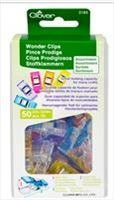 Wonder Clips- 50 Count Assorted