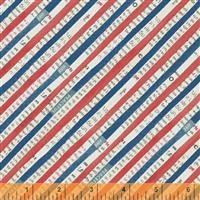 Wonder-Bias Stripe- Blue