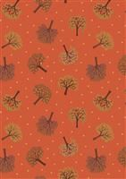 The Orchard- Trees- Burnt Orange
