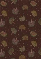 The Orchard- Trees- Dark Brown