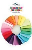 Confetti Cottons Solids- Swatch Card