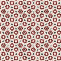 Farm Sweet Farm- Pinwheel- Red/Tan