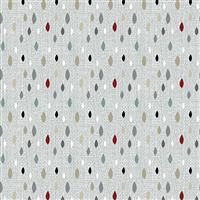 Farm Sweet Farm- Leaf Fleck- Gray/Multi