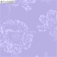 Violet Twilight- Pearl Shadow Flowers- Lilac