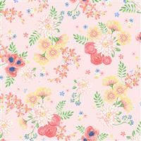 Bunnies & Blossoms- Blossom Bouquet- Pink