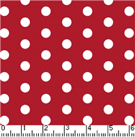 Little Dots- Red