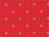 Waverly Inspirations- Patriotic- Red Daisy