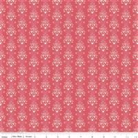 Beauty And The Beast- Fleur Di Lis- Dk. Pink