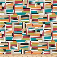 Farrah Flowers- Abstract Blocks