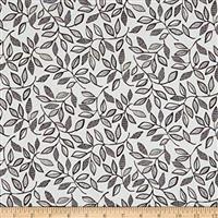 Farrah Flowers- Monotone Leaves