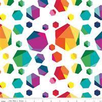 Create- Rainbow- White