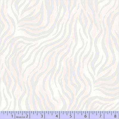 Incognito- Zebra- White