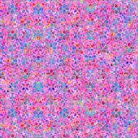 Zanzibar- Mini Geo- Pink