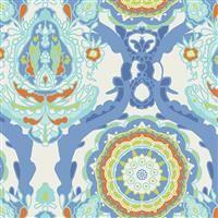 Indigo & Aster- Grand Opulence Bleu
