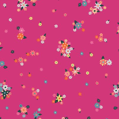 Loved to Pieces- Efflorescent Fuchsia