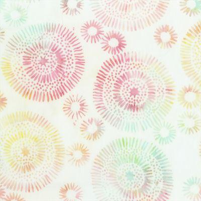 Batik- Jacqueline's Illusion- Firework- Passion