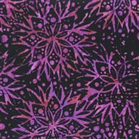 Batik- Flirt- Full Bloom- Dark Purple