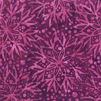 Batik- Flirt- Full Bloom- Plum