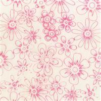 Batik- Lovable- Garden- Pink