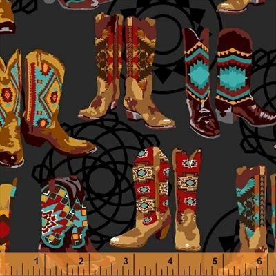 Mesa- Boots- Black