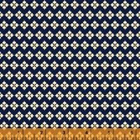 Spellbound- Vintage Crochet- Navy/Metallic