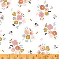 Kenzie- Baby Bouquet- White