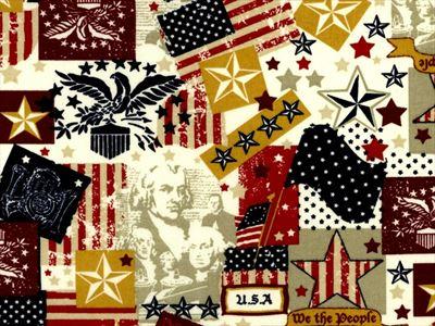 USA Toss- Antique