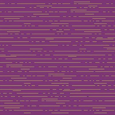 Greatest Hits Vol 1- Lines- Purple/Metallic