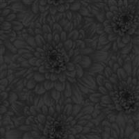 Flower Burst- Black