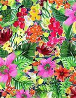 Paradise Found- Jungle Floral- Multi