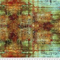 Abandoned- Rusted Patina