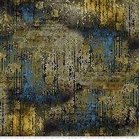 Abandoned- Gilded Mosaic