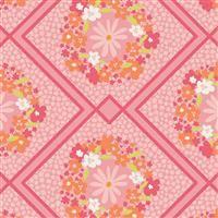 Dreamin' Vintage- Cottage Treasures- Pink