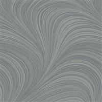 "108"" Backing - Wide Wave Texture- Slate"