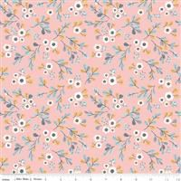 Charmed- Floral- Pink