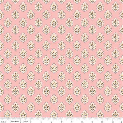 Charmed- Motif- Pink