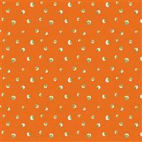 Citrus House- Polka Dot- Orange