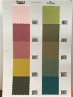 Confetti Cottons Solids- Swatch Card #2