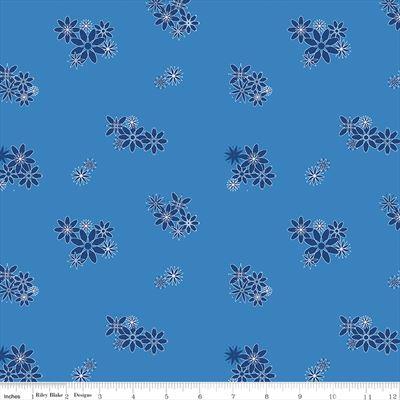 Conservatory- Bouquets- Blue