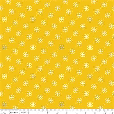 Conservatory- Box Flowers- Yellow