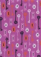 Boo- Skeleton Keys- Grape