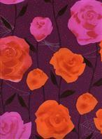 Eclipse- Roses- Wine Metallic