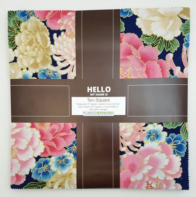 """Imperial Collection-Spring/Metallic 10"""" Squares"""