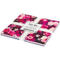 Wild Blue by Wishwell 10 Inch Squares