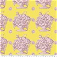 Stone Flower - Yellow